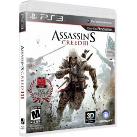 Assassin's Creed 3 PL (używana)