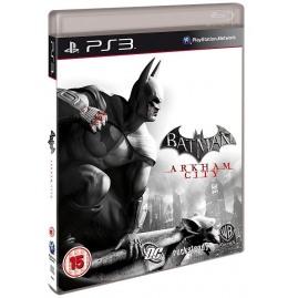 Batman Arkham City PL (używana)