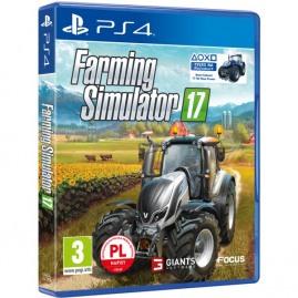 Farming Simulator 17 PL (używana)