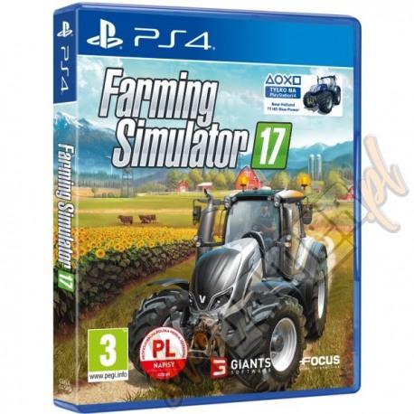 Farming Simulator 17 (używana)
