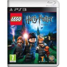 Lego Harry Potter Lata 1-4 (używana)