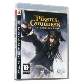 Pirates of the Caribbean: At World's End (używana)