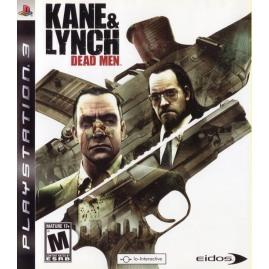 Kane & Lynch: Dead Men (używana)