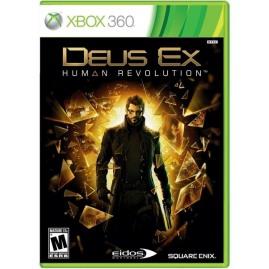 Deus Ex: Bunt Ludzkości (używana)
