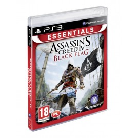 Assassin's Creed IV Black Flag PL (używana)