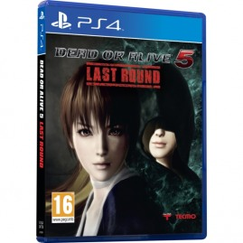 Dead or Alive 5 Last Round (nowa)