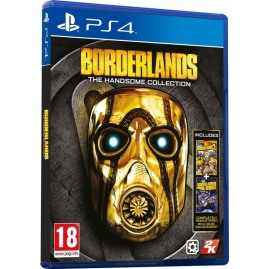 Borderlands The Handsome Collection (używana)