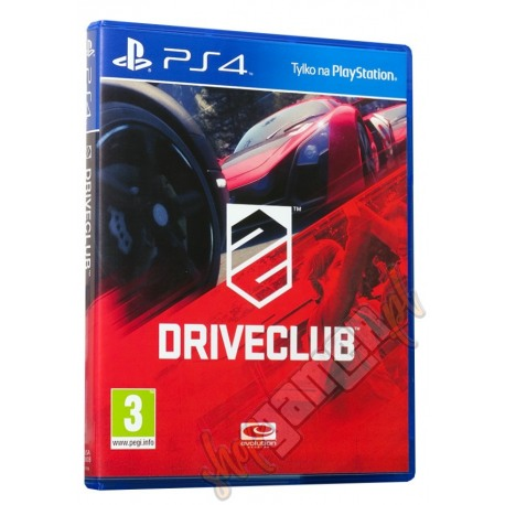 Driveclub (nowa)