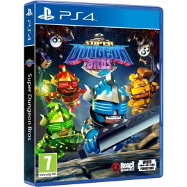 Super Dungeon Bros PL (nowa)