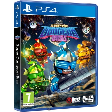 Super Dungeon Bros (nowa)