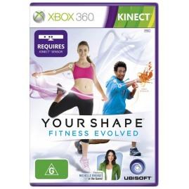Your Shape: Fitness Evolved (używana)