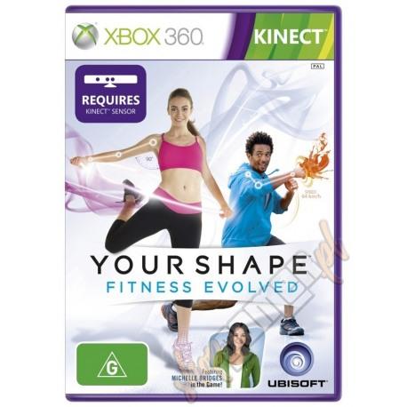 Your Shape: Fitness Evolved (używana