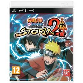Naruto Shippuden: Ultimate Ninja Storm 2 (używana)