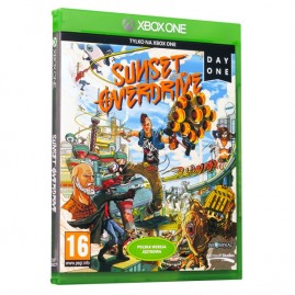 Sunset Overdrive PL (nowa)
