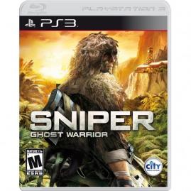 Sniper: Ghost Warrior PL (używana)
