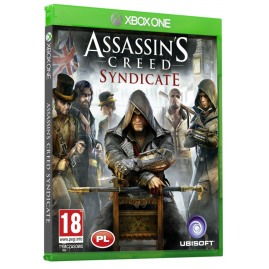 Assassin's Creed Syndicate PL (używana)