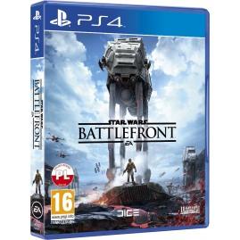 Star Wars Battlefront PL (używana)