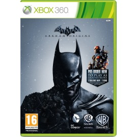 Batman Arkham Origins (używana)