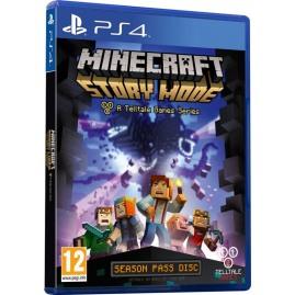Minecraft: Story Mode (używana)