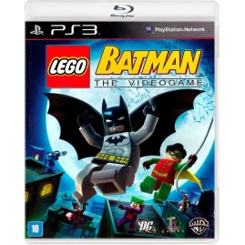 LEGO Batman: The Videogame (używana)