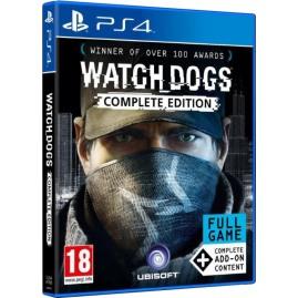 Watch Dogs Complete Edition PL (używana)