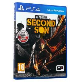 inFamous: Second Son PL (używana)