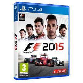 F1 2015 (używana)