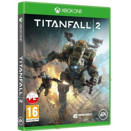 Titanfall 2 (używana)