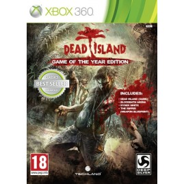 Dead Island Game Of The Year Edition PL (używana)
