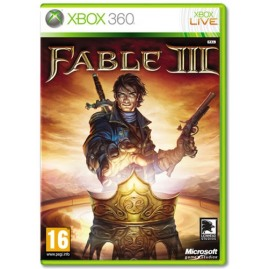 Fable III PL (używana)