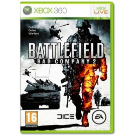 Battlefield Bad Company 2 PL (używana)