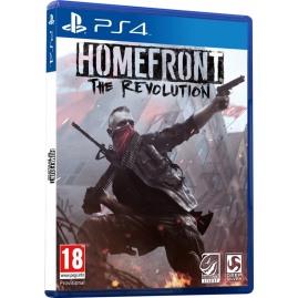 Homefront: The Revolution PL (używana)