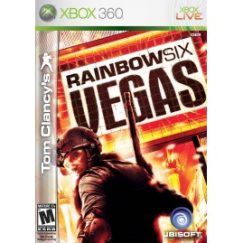 Tom Clancy's Rainbow Six Vegas (używana)