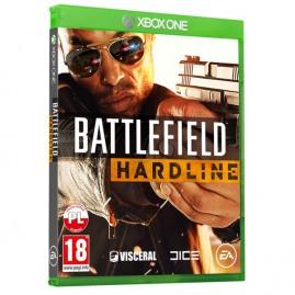 Battlefield Hardline PL (używana)