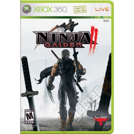 Ninja Gaiden II (używana)