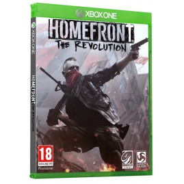 Homefront: The Revolution PL (nowa)