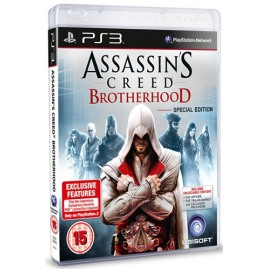 Assassin's Creed: Brotherhood PL (używana)