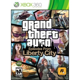 Grand Theft Auto: Episodes from Liberty City (używana)
