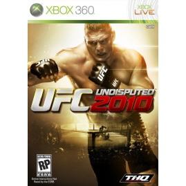 UFC Undisputed 2010 (używana)