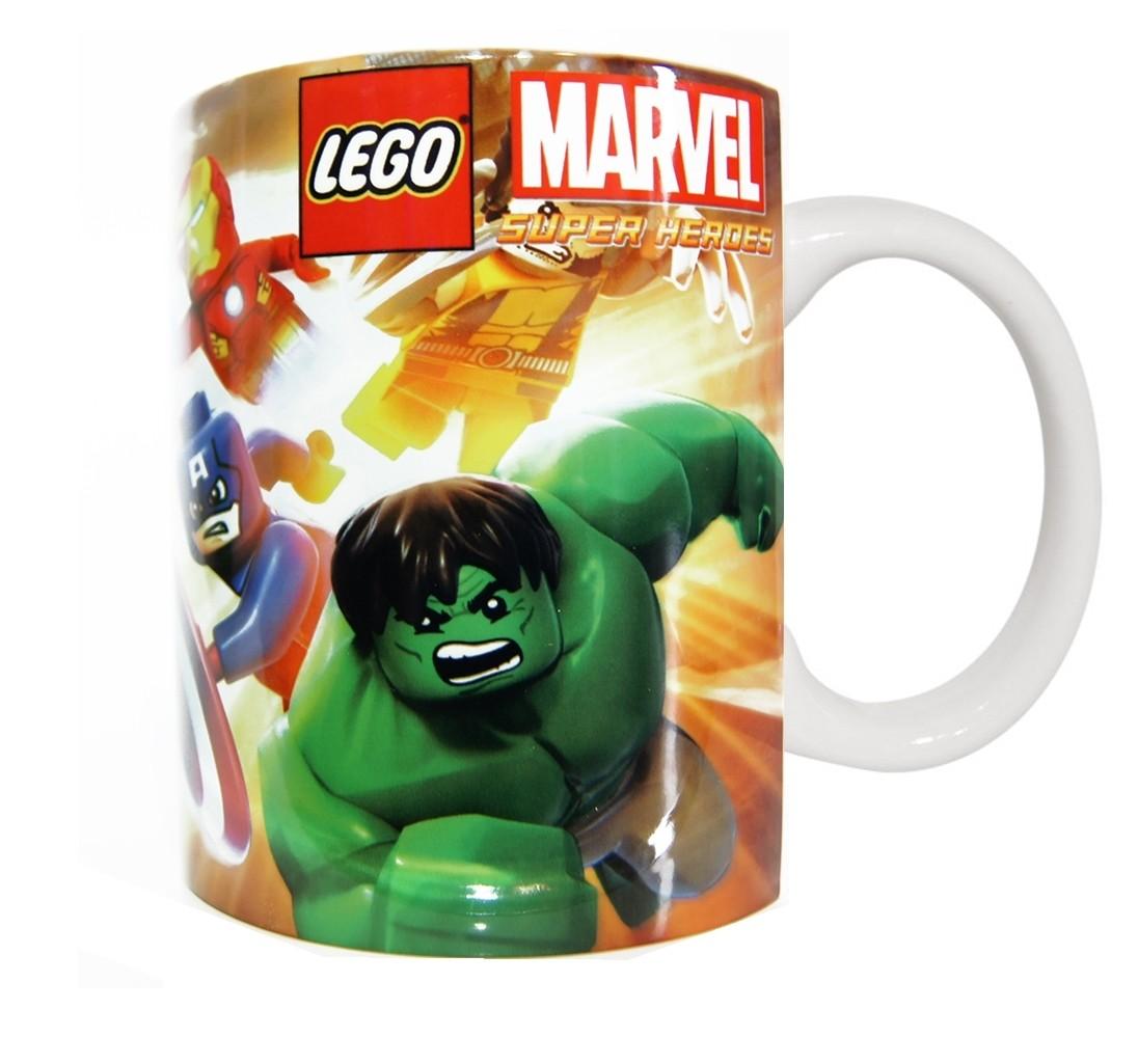Kubek Lego Marvel Nowy Shopgamerpl
