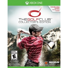 The Golf Club Collector's Edition (nowa)