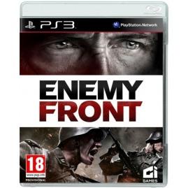 Enemy Front PL (używana)