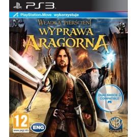 Władca Pierścieni: Wyprawa Aragorna (używana)