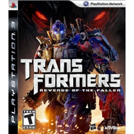 Transformers: Revenge of the Fallen (używana)