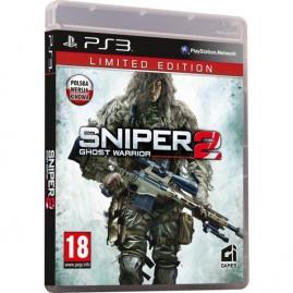 Sniper: Ghost Warrior 2 PL (używana)