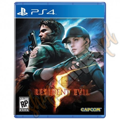 Resident Evil 5 (nowa)