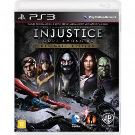 Injustice: Gods Among Us Ultimate Edition PL (używana)