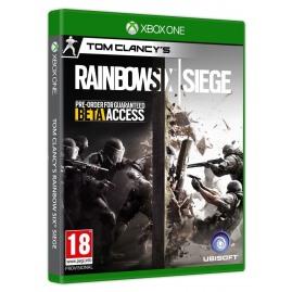 Tom Clancy's Rainbow Six: Siege PL (używana)