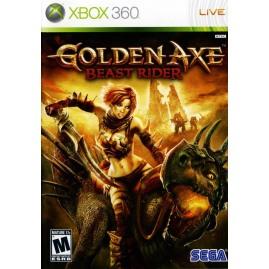 Golden Axe: Beast Rider (używana)