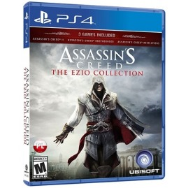 Assassin's Creed The Ezio Collection PL (używana)
